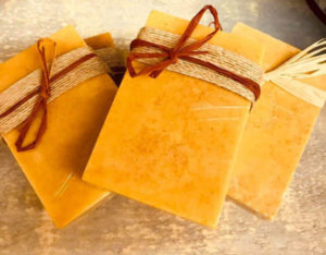 Handmade Soaps with Essential Oils