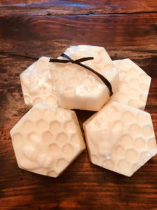 Honey Bee Hive Milk Soaps