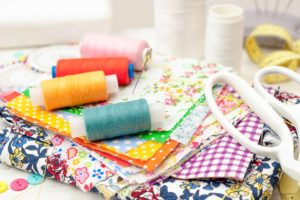 Sewing Notions and Fabrics