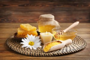 Bath and body honey natural products